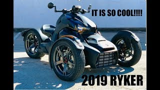 The Can Am Ryker is pretty sweet!