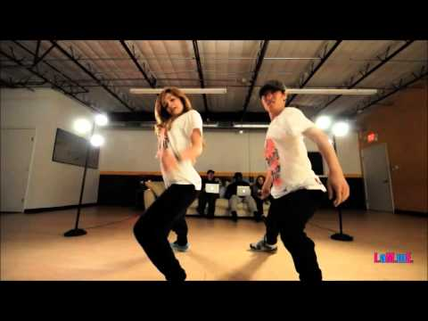 TUTORIAL I.aM.mE - Bang It - Chachi & Di ''Moon'' Zhang. HD