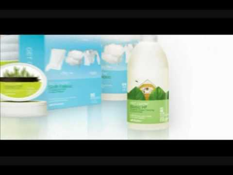 Environmentally Friendly Cleaning Products.wmv