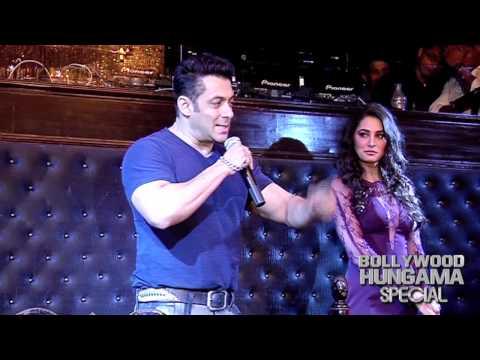 Salman Compares Nargis Fakhri With Parvin Babi Photos,Salman Compares Nargis Fakhri With Parvin Babi Images,Salman Compares Nargis Fakhri With Parvin Babi Pics