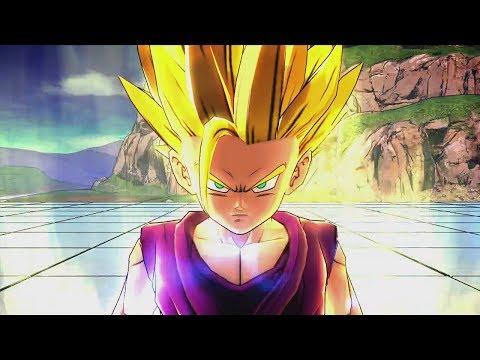 Dragon Ball Z: Battle Of Z - Ss2 Gohan Boss Battle: A Fighter Beyond Goku Hd video