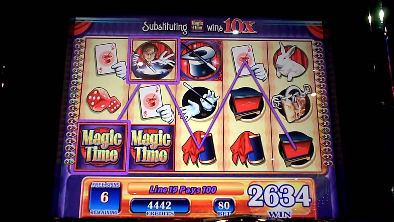 time slot machine