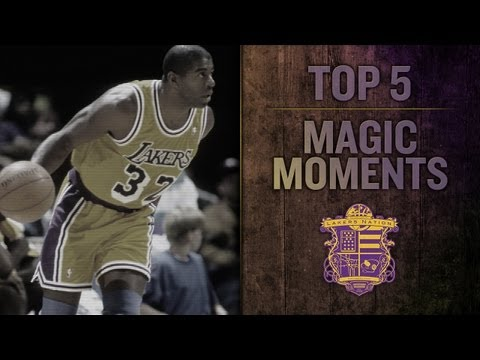 Lakers Nation Best Of: Magic Johnson Top 5 Lakers Moments