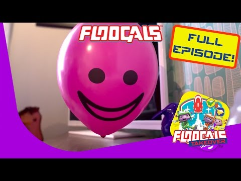 Project Balloon - FLOOGALS TAKEOVER on ZeeKay Junior