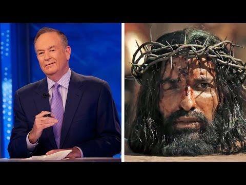 Bill O'Reilly Temper Tantrum Over Negative Killing Jesus Reviews
