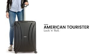 American Tourister Lock N Roll - Bagageonline