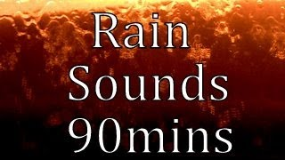 """The Sound of Rain"" 90mins ""Sleep Sounds"""