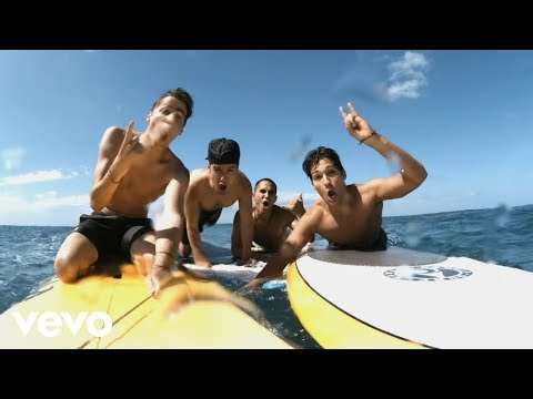 Big Time Rush - Windows Down Music Videos