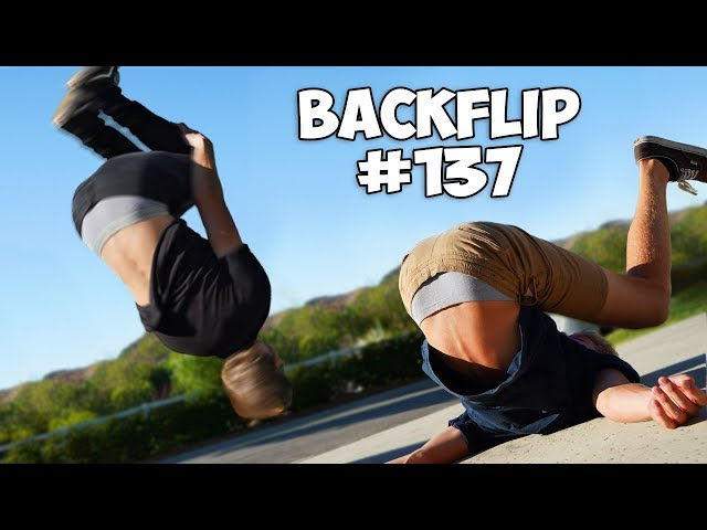 First Noob to Land Backflip on Ground Wins $10,000!! thumbnail