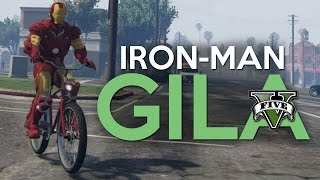 GTA 5 PC Mod - IRON MAN GILA - Bahasa Indonesia (Engga Lucu + Ngakak)