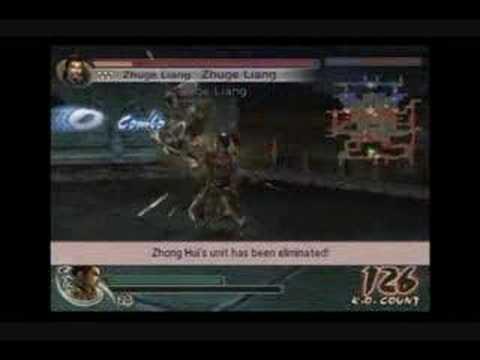 Dynasty Warriors 5 Musou Strength Ranking