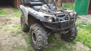 Покупка б.у. Yamaha Grizzly 700 2007 года # Buying a used ATV Yamaha Grizzly 700