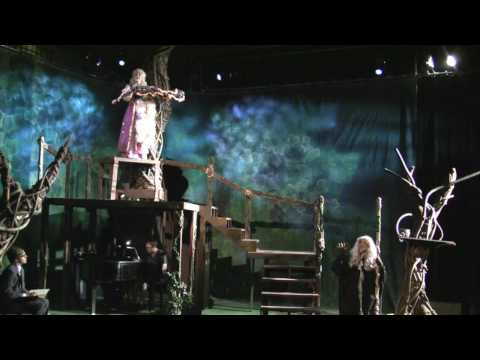 Backstage at Barrington Stage: Into the Woods Preview Video
