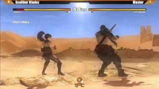 DOA5U - Loser's Final XcaliburBladez vs Master - The Fall Classic Tournament