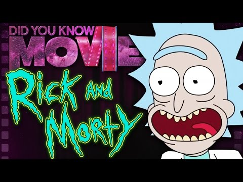 RICK AND MORTY - How to Troll Big Studios | Did You Know Movies