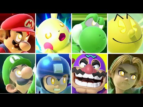 All Final Smashes in Super Smash Bros. Ultimate