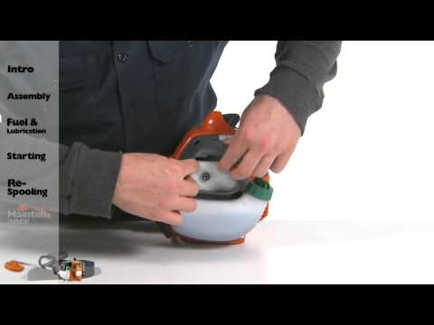 Husqvarna String Trimmers - Maintenance