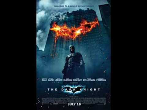The Dark Knight Theme Video