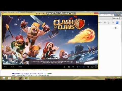 come giocare clash of clans su pc
