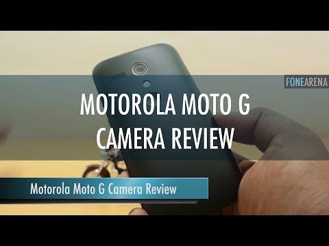 Motorola Moto G Camera Review