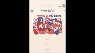 25,000 Kittens - S/T [Full CS]