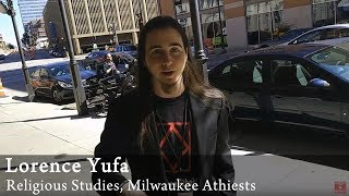 Video: In Mark 10:18 and Mark 13:32, Jesus differentiates himself from God - Lorence Yufa (Milwaukee Athiests)