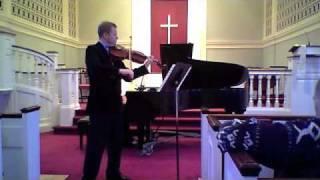 Nino Rota - Sonata for viola & piano No. 1: I. Allegretto scorrevole