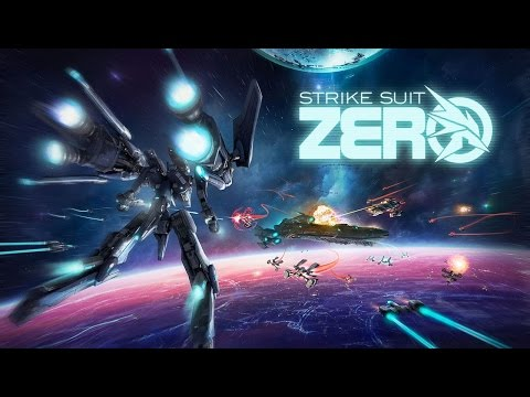 Games with Gold (August 1st-31th, 2014) - Strike Suit Zero: Directors Cut (Xbox One) | EN klip izle