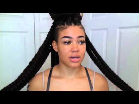 HAIR REVIEW   zury havana twists