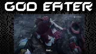 THE Darkest Anime Scene of 2015: GOD EATER ゴッドイーター [FULL FIGHT] 1080p HD