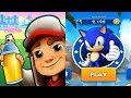 Subway Surfers 2018 Havana VS Sonic Dash