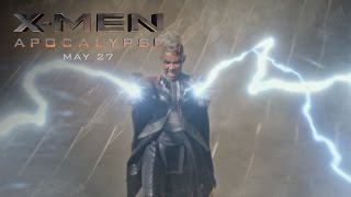 "X-Men: Apocalypse | ""Storm"" Power Piece [HD] 