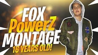 Gears of War 4: Echo Fox PowerZ Montage | 16 Years old | EchoFox Gears
