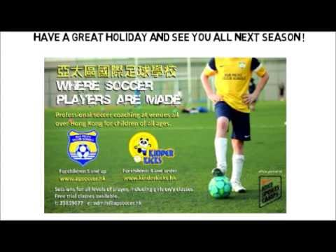Asia Pacific Soccer Schools - Season 2012-13 Review