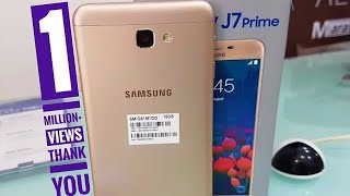 Samsung Galaxy J7 PRIME Unboxing | 3GB RAM/FINGERSCANNER