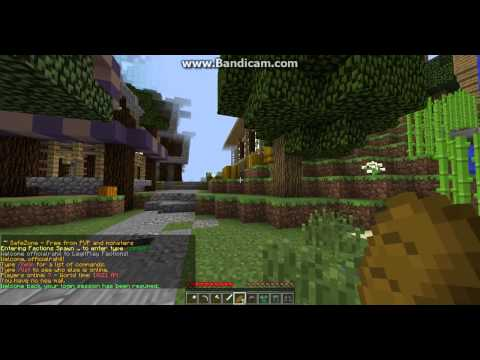 Minecraft 1.8 CRACKED Server: Mini Games , PVP , Factions , Parkour , Survival