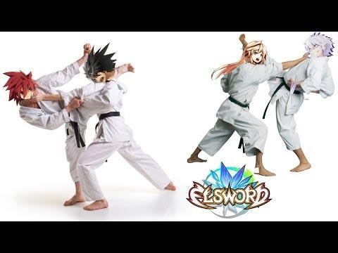 Elsword -Así son los pvp- Parody