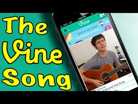 Toby Turner - The Vine Song A Musical Rant