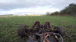 xstr/backwash rc buggy bashing top speed
