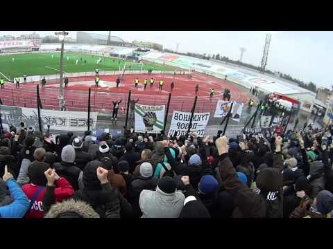 Болельщики «Торпедо» Москва в Дзержинске / Torpedo Moscow supporters in Dzerjinsk