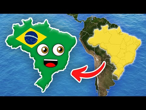 Brazil's 26 States Song/Learn About Brazil
