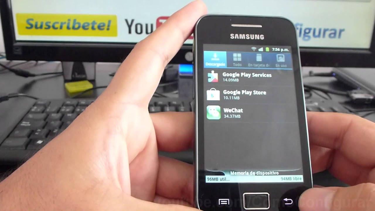 Как Прошить Samsung Galaxy Ace До Android 4