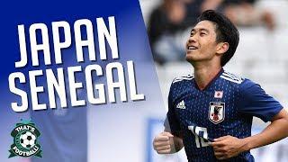 JAPAN vs SENEGAL LIVE World Cup 2018 Watchalong