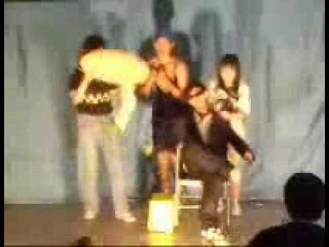 2008自體營 豪情四兄弟 part1