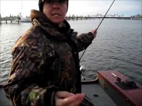 2013 Spring Fishing Milwaukee Harbor - Part 2