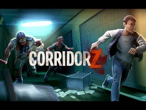 Corridor Z - Динамичный зомби раннер на Android(Обзор/Review) перезалив