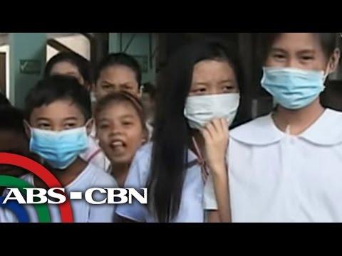 Mindanao apektado ng haze mula Indonesia