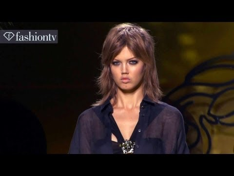 Versace Spring/Summer 2014 FULL SHOW | Milan Fashion Week MFW | FashionTV