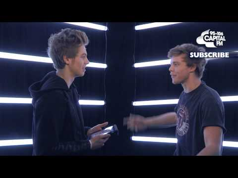5SOS Face To Face - Luke Vs. Ashton - Can You Twerk?