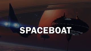 """SPACEBOAT"" Trap Beat Instrumental 